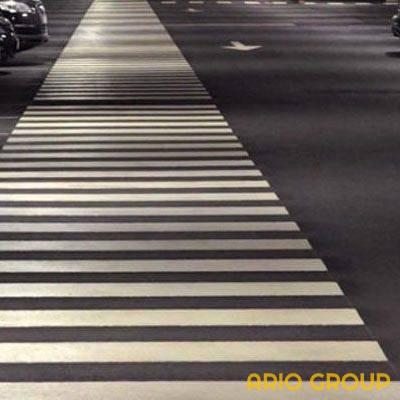 رنگ ترافیکی پارکینگ 1
