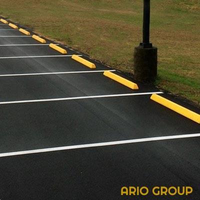 رنگ ترافیکی پارکینگ 3
