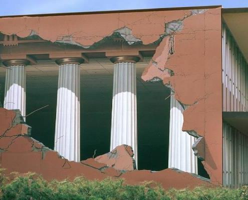 رنگ ساختمانی سه بعدی