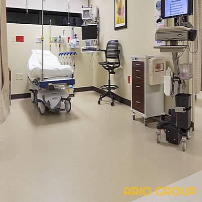 کفپوش اپوکسی بیمارستان 3
