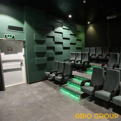کفپوش سالن سینما 3